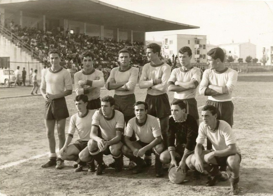 1963-64 - Foot Ball Club Matera - Prima Categoria Lucana