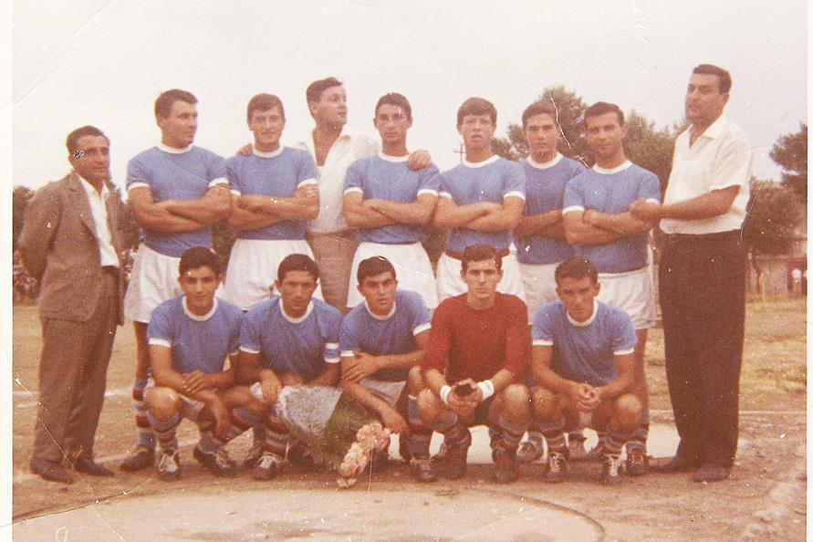 1964-65 - Foot Ball Club Matera - Prima Categoria Lucana