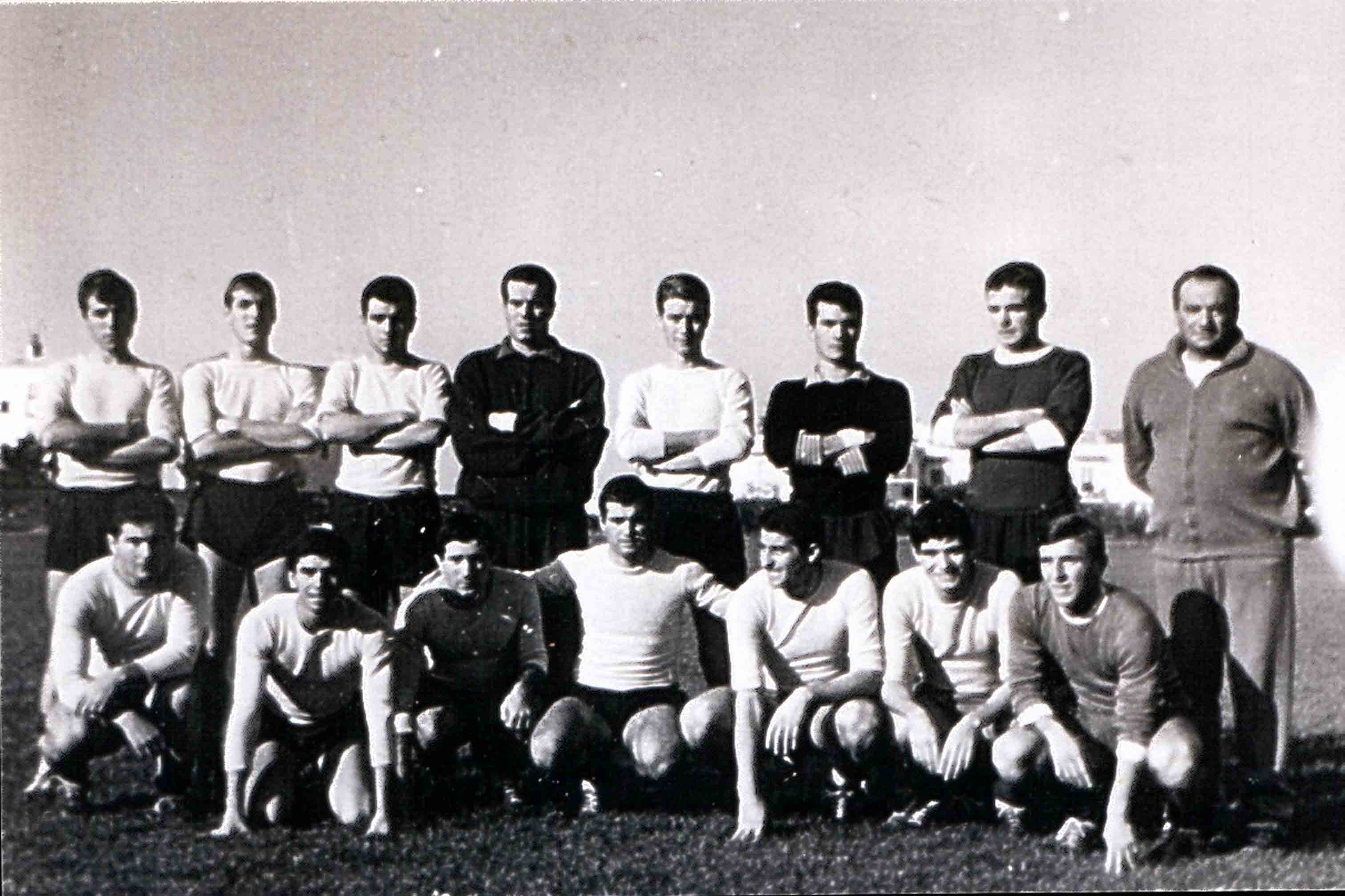 1965-66 - Foot Ball Club Matera - Serie D