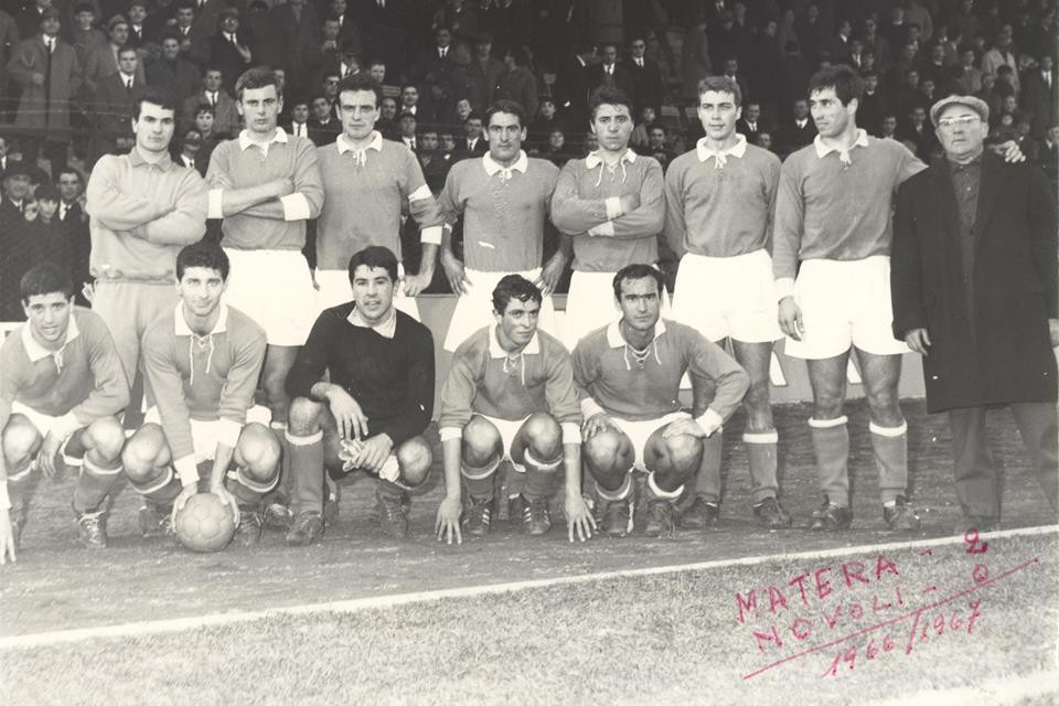 1966-67 - Foot Ball Club Matera - Serie D