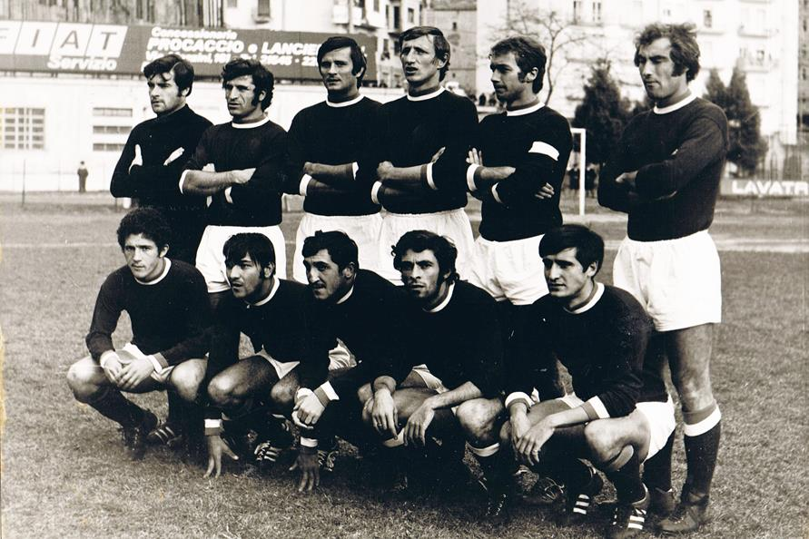 1970-71 - Foot Ball Club Matera - Serie C