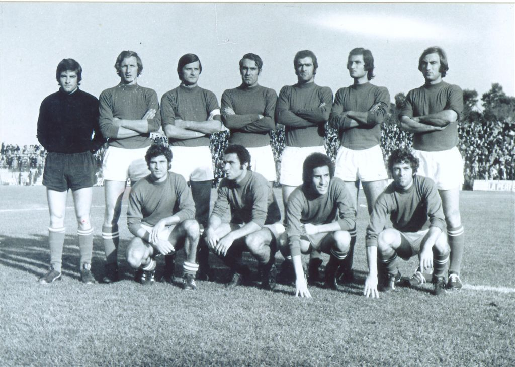1971-72 - Foot Ball Club Matera - Serie C
