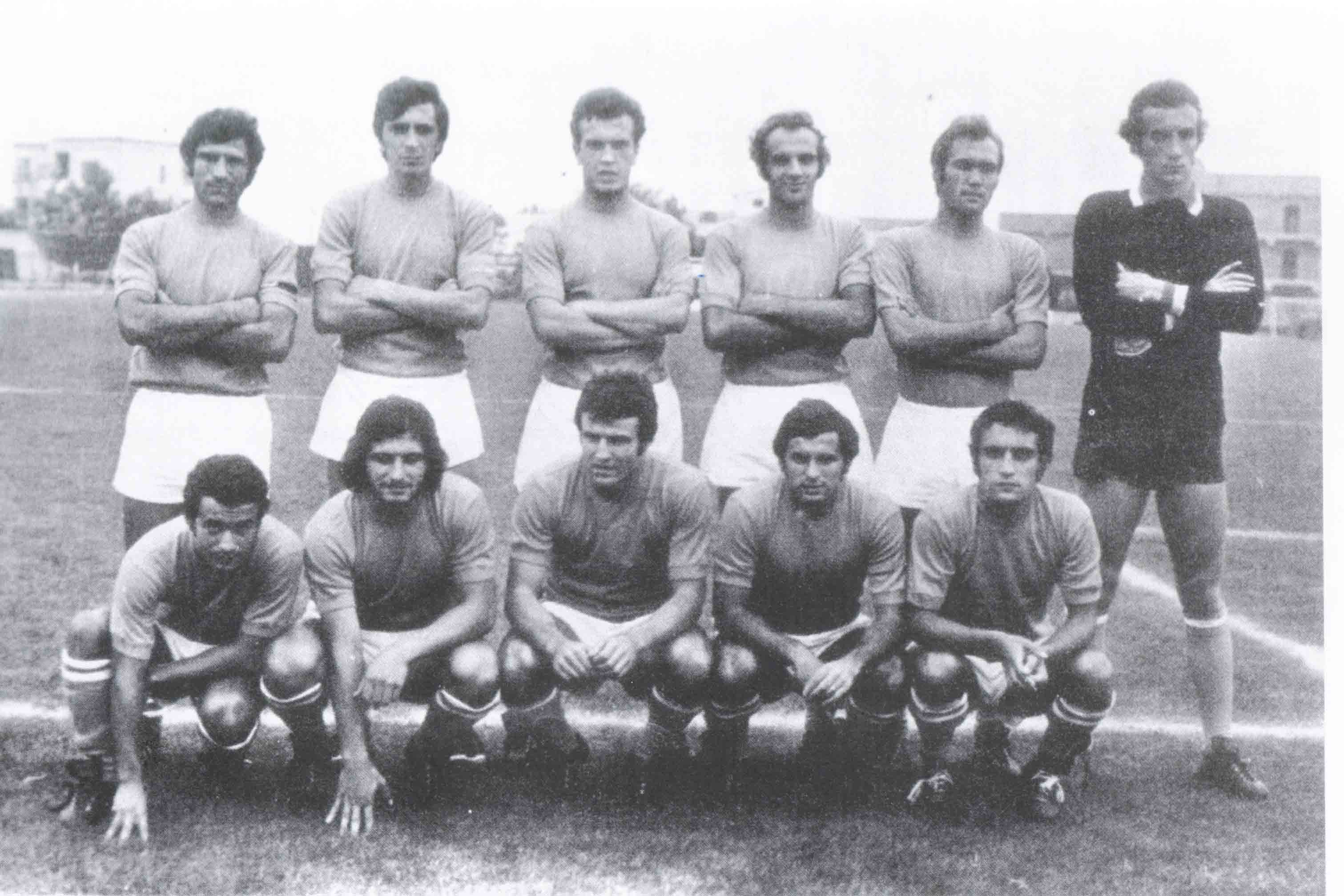 1973-74 - Foot Ball Club Matera - Serie C
