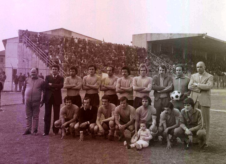 1974-75 - Foot Ball Club Matera - Serie C