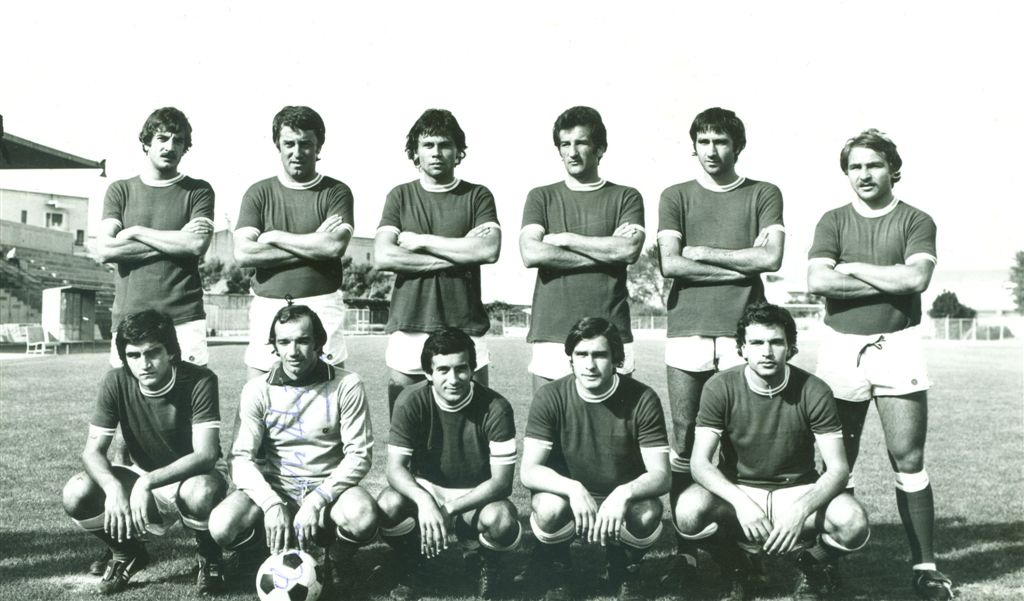 1976-77 - Foot Ball Club Matera - Serie C