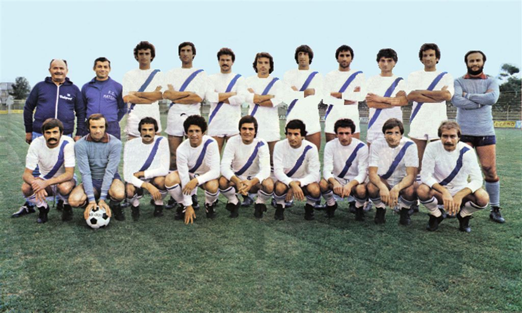 1977-78 - Foot Ball Club Matera - Serie C