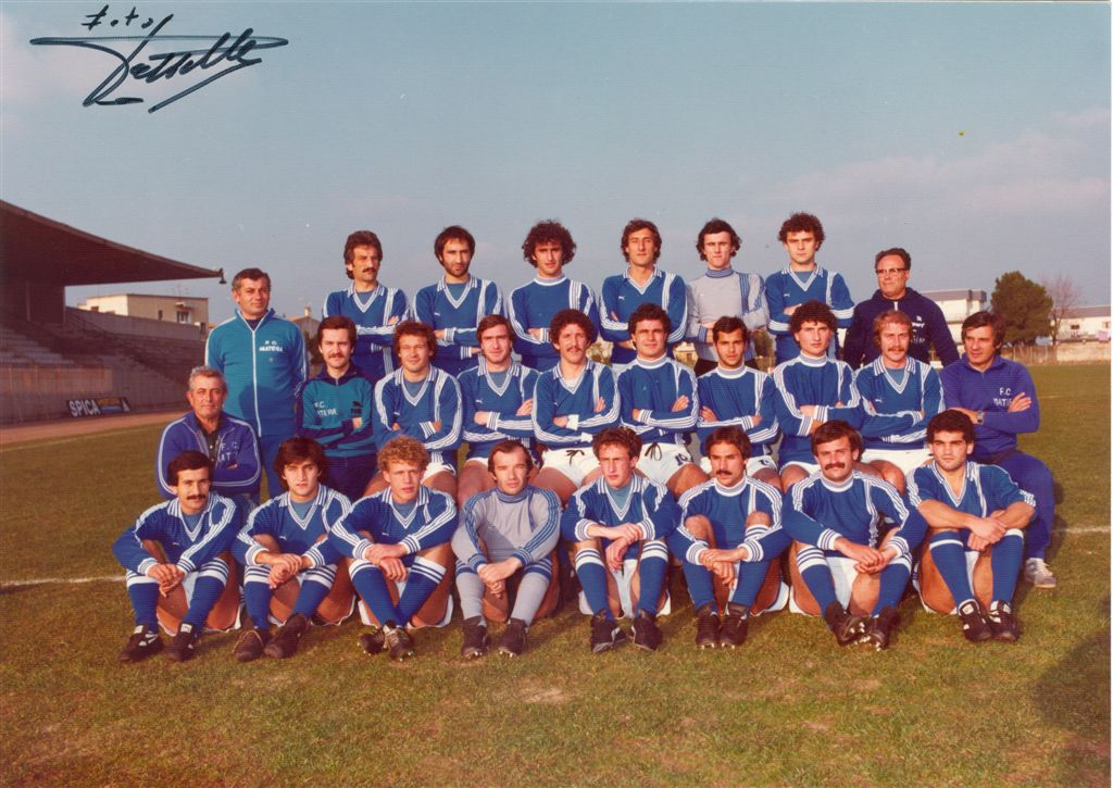 1978-79 - Foot Ball Club Matera - Serie C1