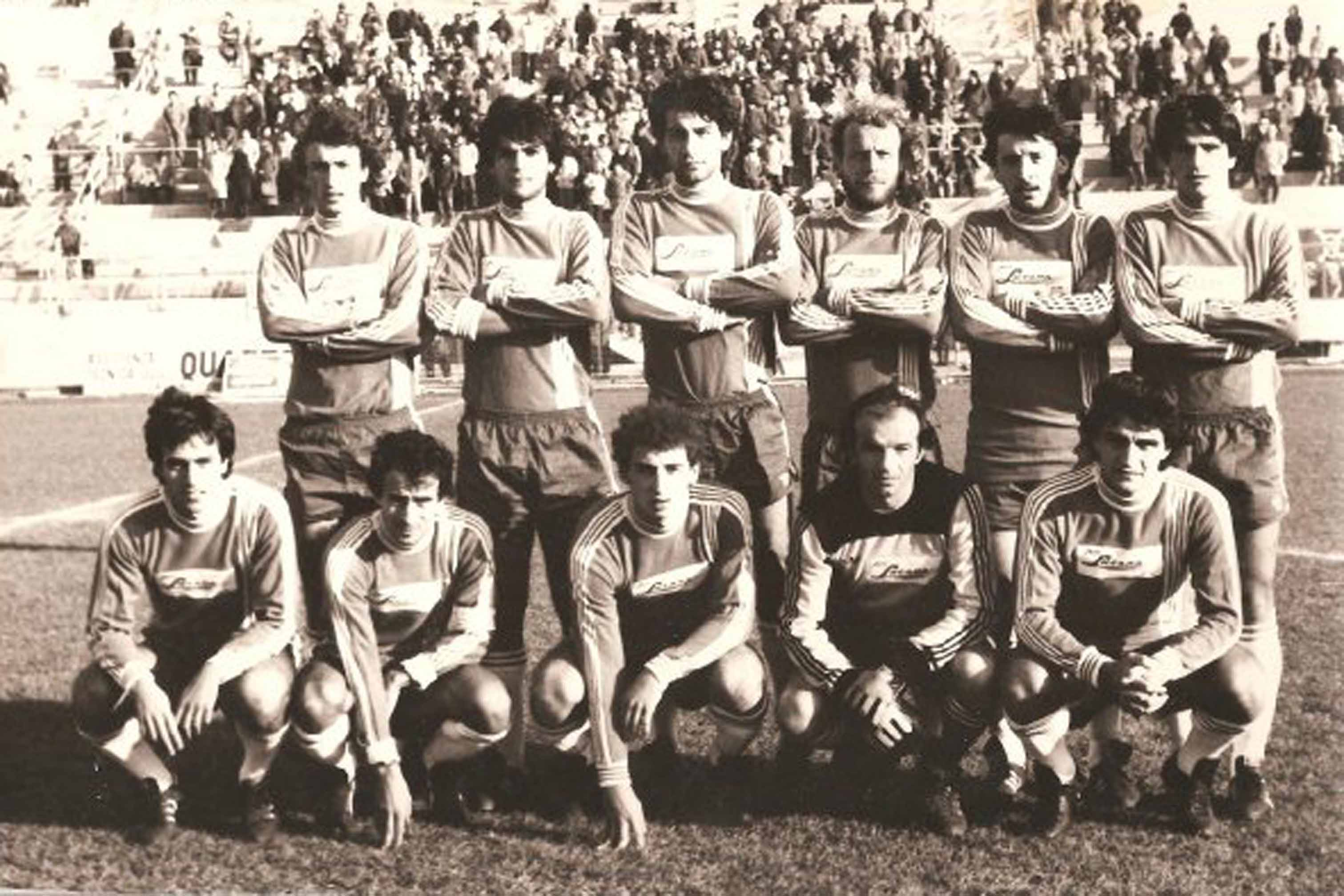 1981-82 - Foot Ball Club Matera - Serie C2