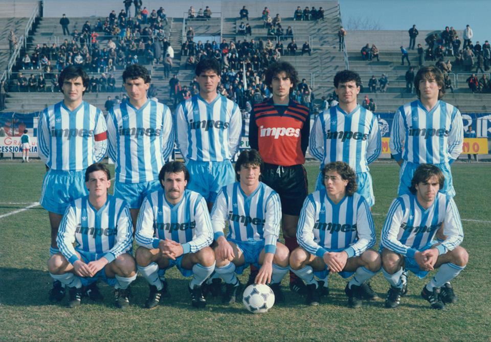 1985-86 - Foot Ball Club Matera - Serie C2