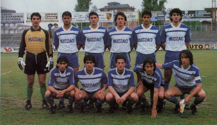 1986-87 - Foot Ball Club Matera - Serie C2