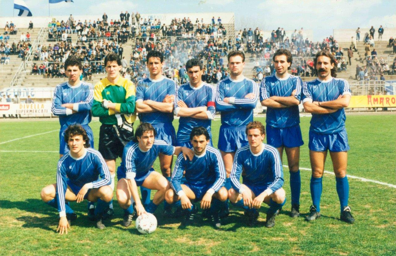 1987-88 - Foot Ball Club Matera - Campionato Interregionale