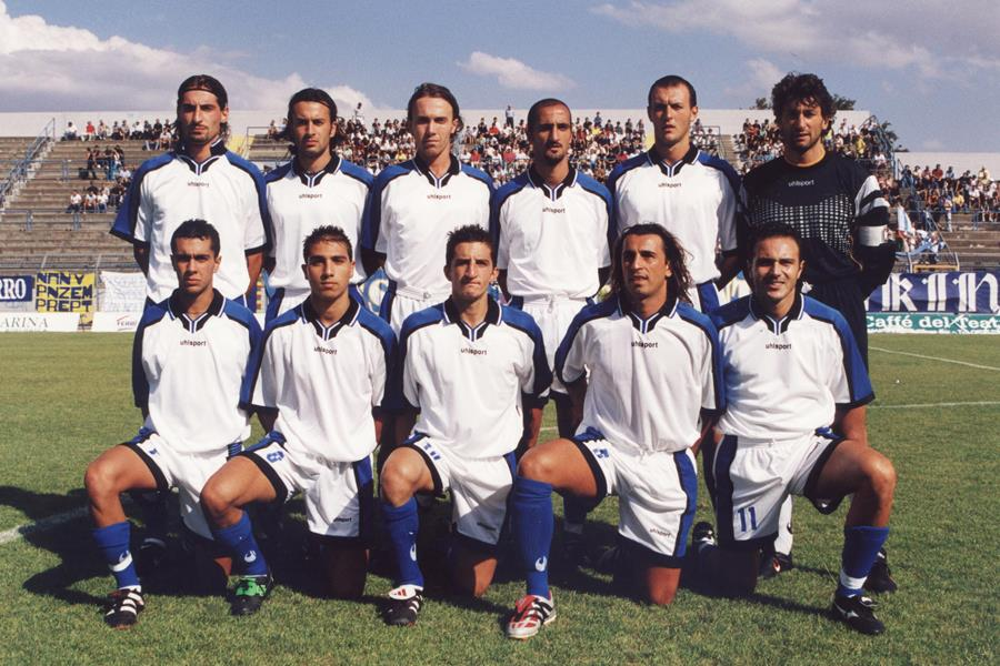 2000-01 - A.S. Materasassi - Serie D