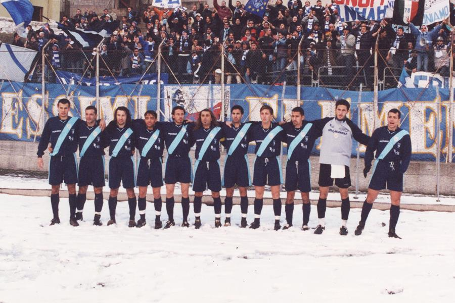 2001-02 - A.S. Materasassi - Serie D